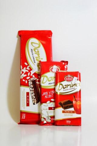 Dorina Kras Chocolate
