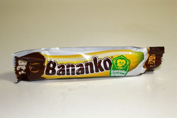Cream Banana Chocolates