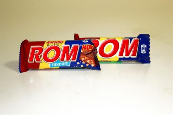 ROM Romanian Chocolates