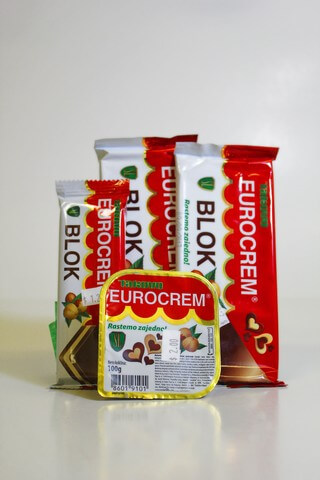 Eurocrem Chocolates Spreads