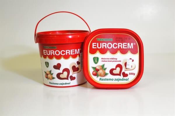 Eurocrem spreads