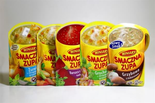 Polish Cup of Soups