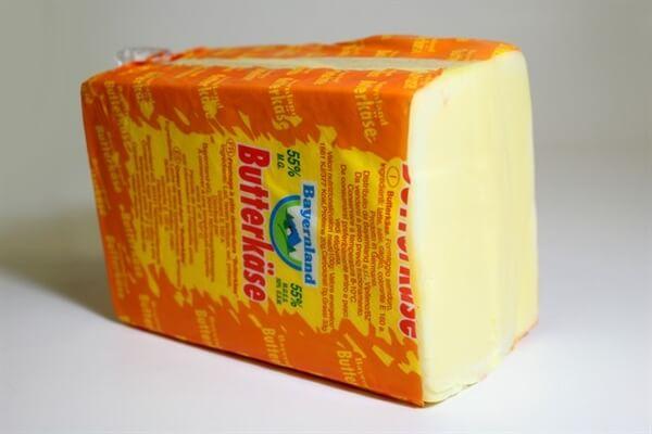German butter cheese