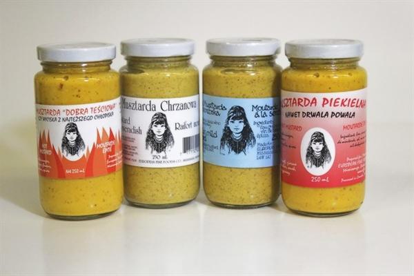 Polish Mustard